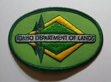Idaho Department Of State Lands Patch