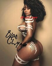 BLAC CHINA  AUTOGRAPHED PICTURE SIGNED 8X10 PHOTO REPRINT
