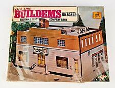 *Life-Like Buildems HO Scale Equitable Trust Company Bank S-382