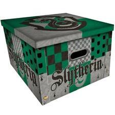 Harry Potter Storage Box Slytherin