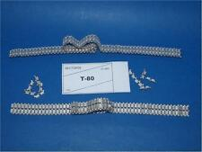 ASSEMBLED METAL TRACKS FOR T-80 1/35 SECTOR35 3505-SL