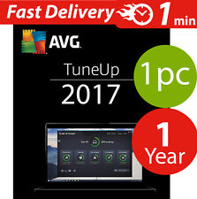 Avg pc tuneup 2017 (1) pc (1) year Worldwide lisence & download