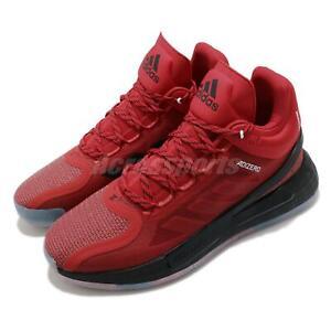 adidas D Rose 11 Brenda Derrick Rose Red Men Basketball Shoes Sneakers FV8927