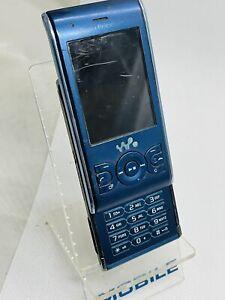 Sony Ericsson Walkman W595 - Blue (Unlocked) Mobile Phone