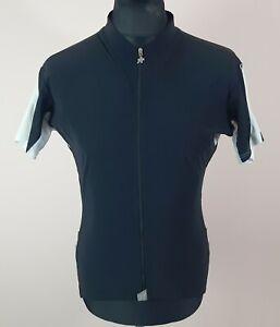 5/5 Assos SS.13 Cycling Jersey Men's Size XL Full-Zip Short Sleeve Bike Shirt