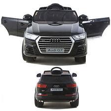 Simron Audi Q7 Quattro Kinder Elektroauto 2x Motoren 12v - Schwarz