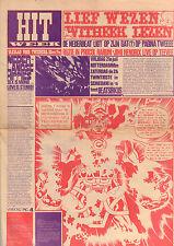 HITWEEK 1967 nr. 44 -  GOLDEN EARRINGS / VIER VERDEDIGERS (COVER) / DAVE DAVIES