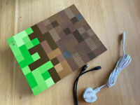 Microsoft Xbox One S Minecraft Limited Edition 1TB Console
