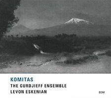 GURDJIEFF FOLK INSTRUMENTS ENSEMBLE ESKENIAN - KOMITAS  CD NEUF VARDAPET