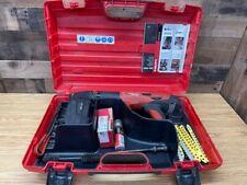 Hilti Dx 460 Kit Mx72 Powder Actuated Concrete Nail Gun