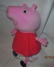 Peppa Pig Hug n Oink Plush, Fisher Price, Mattel, 9 inch, 2011