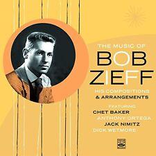 Bob Zieff  THE MUSIC OF BOB ZIEFF (2-CD)