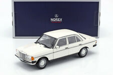 Norev 183712 Mercedes Benz 200 E Klasse W123 1975-1983 White BLANCO 1:18 LIMITED