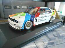 BMW M3 E30 DTM Macau 1990 #5 Winkelhock Giua Race Schnitzer Minichamps 1:18