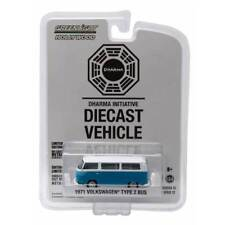 Greenlight Hollywood Series: 1971 VW Type 2 Bus Dharma 1/64 Scale