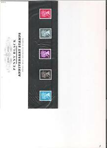 1990 ROYAL MAIL PRESENTATION PACK PENNY BLACK ANNIVERSARY DEFINITIVE PACK 21