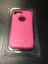 OtterBox Defender Series iPhone 5 Case ~PINK~NO BELT CLIP