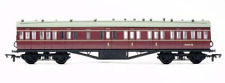Dapol C099C 57ft Stanier Composite Non Corr BR Lined Maroon M19171M Coach Kit OO