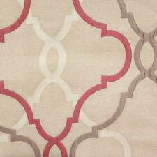 Ashley Wilde Malone Raspberry Designer Curtain Fabric CLEARENCE ONLY £4.99