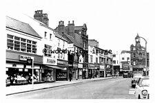 pu0002 - Blakes Shop , St Sepulchre Gate , Doncaster , Yorkshire - photograph