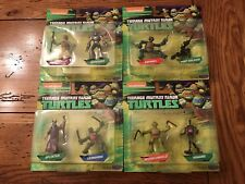 Playmates Toys TMNT Nickelodeon Collection Set of 8 Mini Action Figure 2-packs