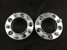 "4pc Hubcentric Wheel Spacers ¦ 5x5.5 To 5x5.5 25mm 1"" Inch ¦ 12x1.25 Studs"
