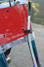 Front Brake Cable / Hose Guide Trials Enduro Beta Honda Montesa Gas Gas Bultaco