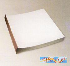 CARTONAGGIO -Interno di album cm 35x35 formato quadrato - 60 fogli avorio