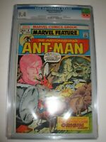 Marvel Feature # 8 CGC 9.4 Ant-Man Wasp