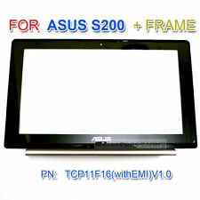 "Genuine Asus VivoBook s200 s200e 11.6"" Laptop Touch Screen Digitizer vetro"