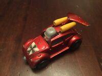 Matchbox Superfast no.11 Flying Bug , Volkswagen Beetle , Vintage Diecast Car