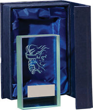 Glass Trophies  for Academic Achievement