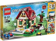 LEGO Creator 31038 Cambiante Estaciones NUEVO EMBALAJE ORIGINAL MISB