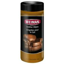 Weiman Products 30-Count Leather Cleaner and Conditioner 👀