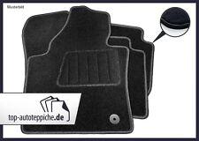 Seat Leon 1P 100% passform Fussmatten Autoteppiche Schwarz