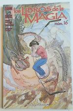 LOS LIBROS DE LA MAGIA Nº 16