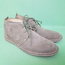 clarks desert boot 45 grey in vendita | eBay