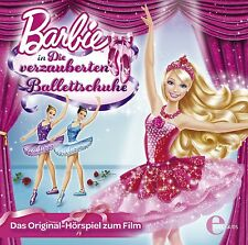 CD * BARBIE - DIE VERZAUBERTEN BALLETTSCHUHE - HSP zum Film  # NEU OVP &