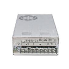 FAST !1PC DC Power supply 350w 24V SWITCHING 0-14.5A 90~132VAC/180~264VAC