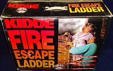New!•Kidde•2-Story• 15'•Fire Escape Ladder•Strong•Lightwe ight•Tangle-Free•Compa ct