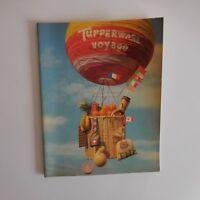 Tupperware Viaje Libro De Colección Cuisine 1982 Francia N3378