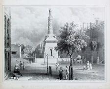 Baltimore USA Unabhängigkeitskrieg War of Independence Battle Monument Denkmal