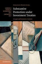 Cambridge Studies in International and Comparative Law: Substantive...