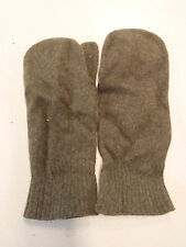 Military Issue Trigger Finger Wool Glove Large 5407