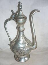 Antique Ottoman Empire Handforged Ibrik Pitcher Jug 18 Century
