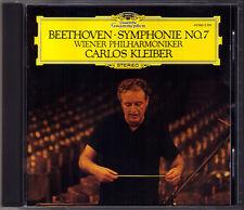 Carlos Kleiber: Beethoven Symphony No. 7 Vienna Filarmonica DG CD Filarmonica