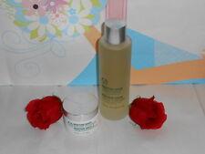 The Body Shop Moisture White Cream Plus + Moisture White Toner Essence RARE