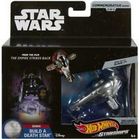 Hot Wheels Star Wars Commemorative Series Boba Fett's Slave 1 Starship