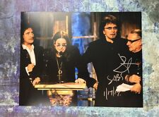 Gfa Black Sabbath Drummer * Bill Ward * Signed 11x14 Photo Proof B1 Coa