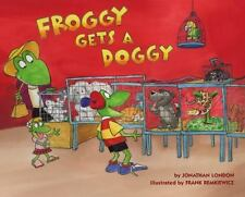 Froggy Gets a Doggy (Hardback or Cased Book)